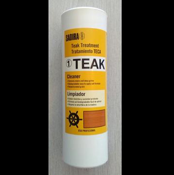 Immagine di SADIRA - Teak trattamento 1 (Teca 1), Cleaner - 500 ml
