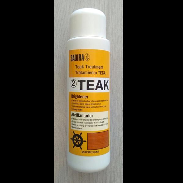 Picture of SADIRA - Teak step 2 (Teca 2), Brightener - 500 ml