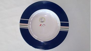 Immagine di Brunner - Serie Marine - Piatto Fondo 21 cm