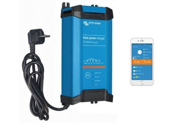 Picture of VICTRON CARICA BATTERIE BLUE SMART IP 22
