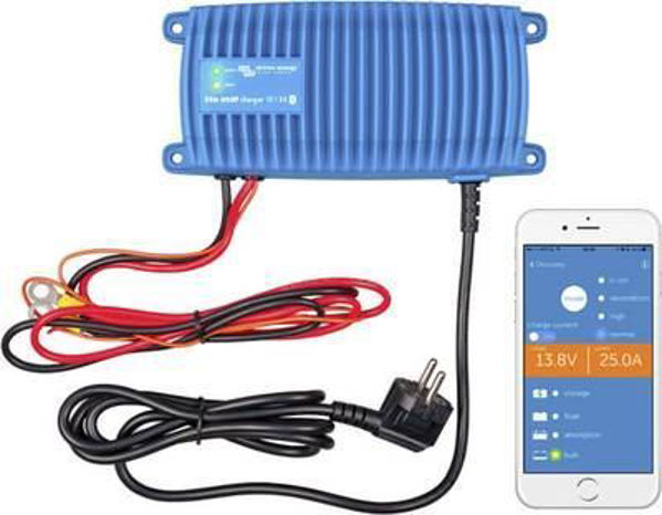 Picture of CARICA BATTERIE SERIE BLUE SMART: STAGNI IP 67