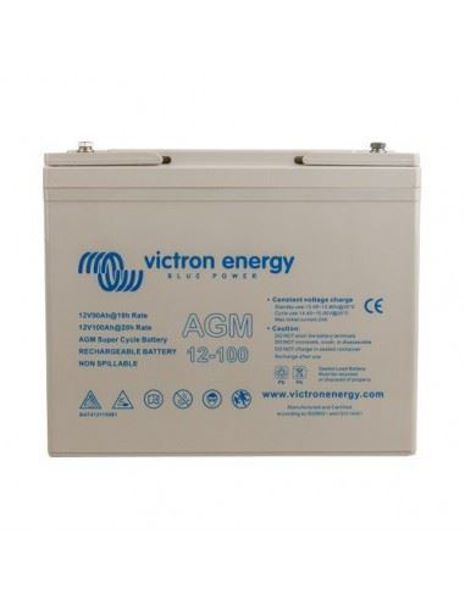 Picture of BATTERIE VICTRON ENERGY AGM SUPER CYCLE