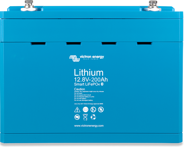 Picture of Victron Lithium battery 12,8V & 25,6V Smart